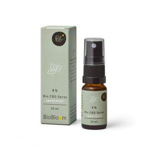 BioBloom 5% Bio CBD Spray Spearmint 10ml