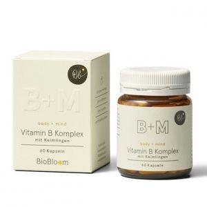 BioBloom Vitamin B Komplex Body and Mind