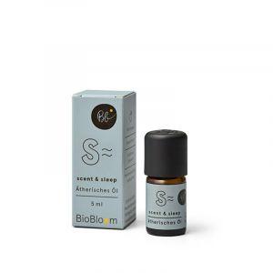 BioBloom Aromatherapie scent & sleep Diffuseröl